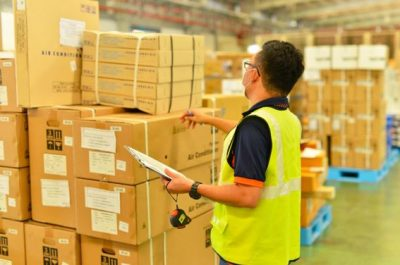 inventory management and bac-office support from Retail EDI